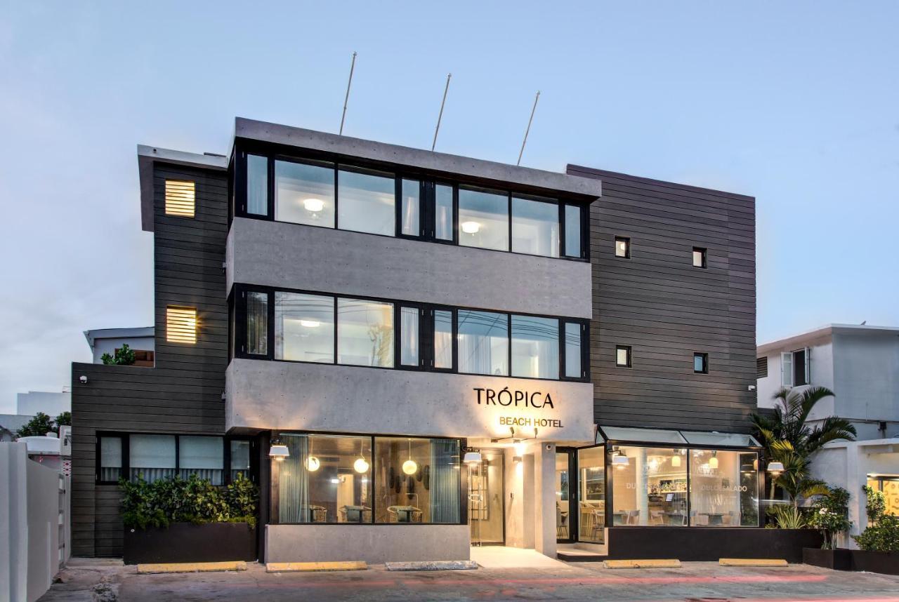 Отель  Trópica Beach Hotel  - отзывы Booking