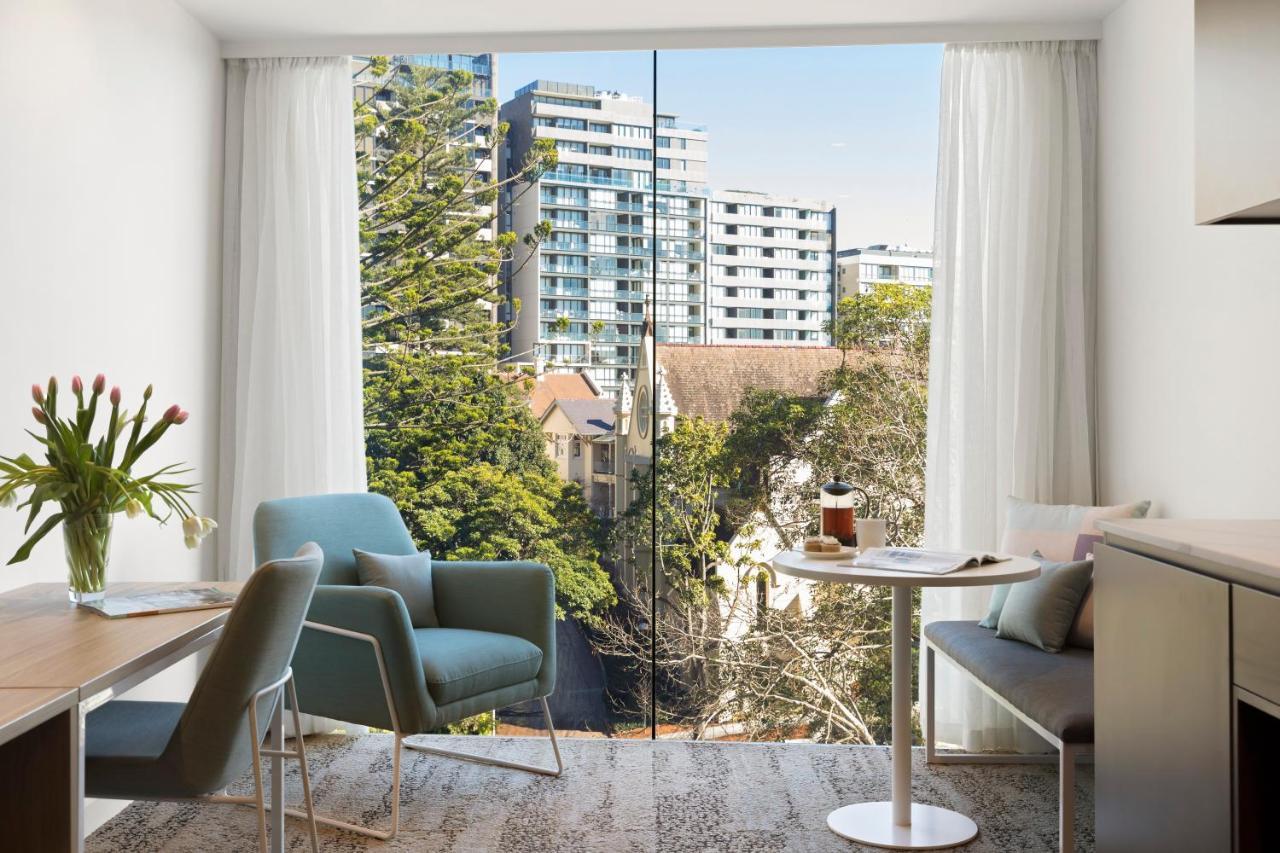 Апарт-отель  Quest North Sydney