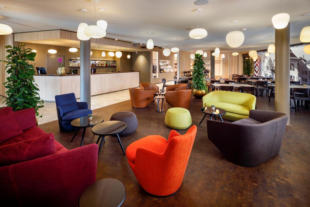 Отель  Focus Hotel  - отзывы Booking