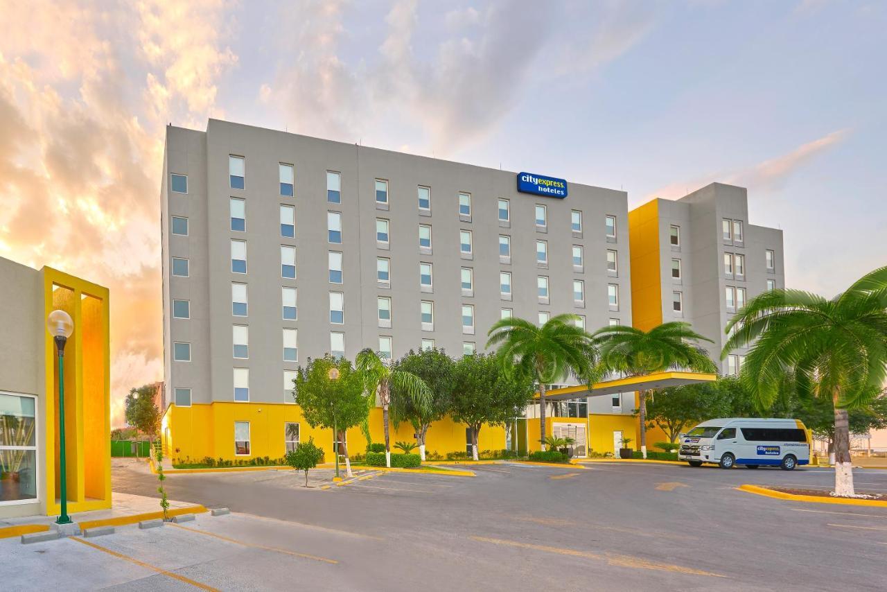 Отель City Express Monterrey Aeropuerto