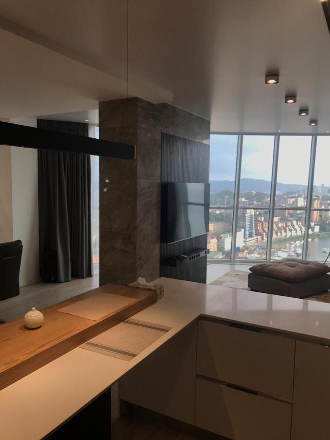 Фото  Апартаменты/квартиры  Bay View Apartment On Tigrovaya St.