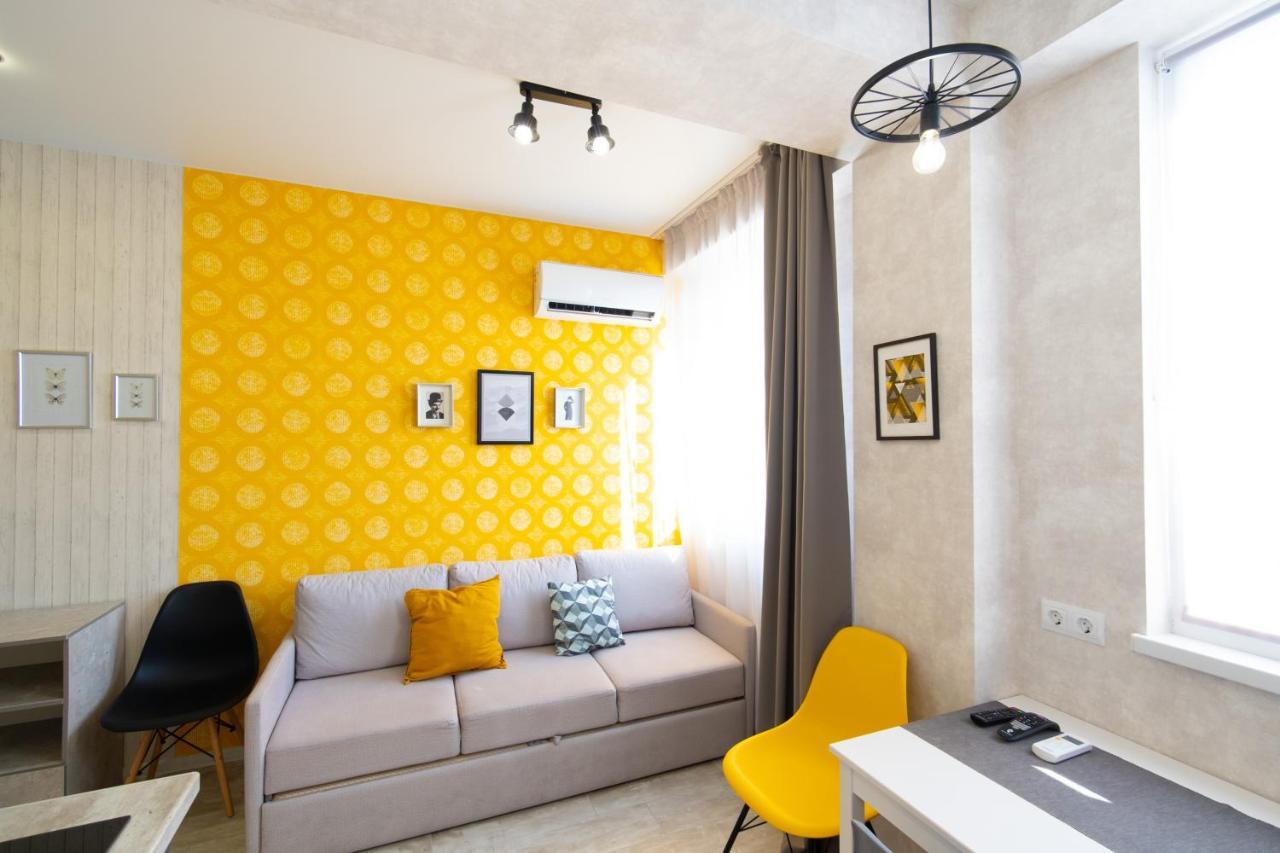 Апартаменты/квартира  More Apartments Na Stanislavskogo 1A (4)