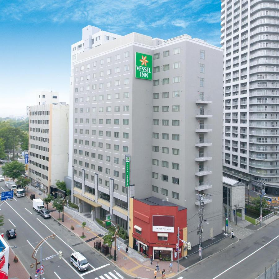 Отель  Vessel Inn Sapporo Nakajimakoen  - отзывы Booking