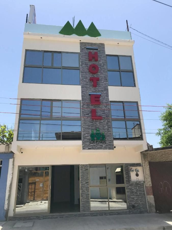 Отель  HOTEL LOS PINOS CENTRO  - отзывы Booking