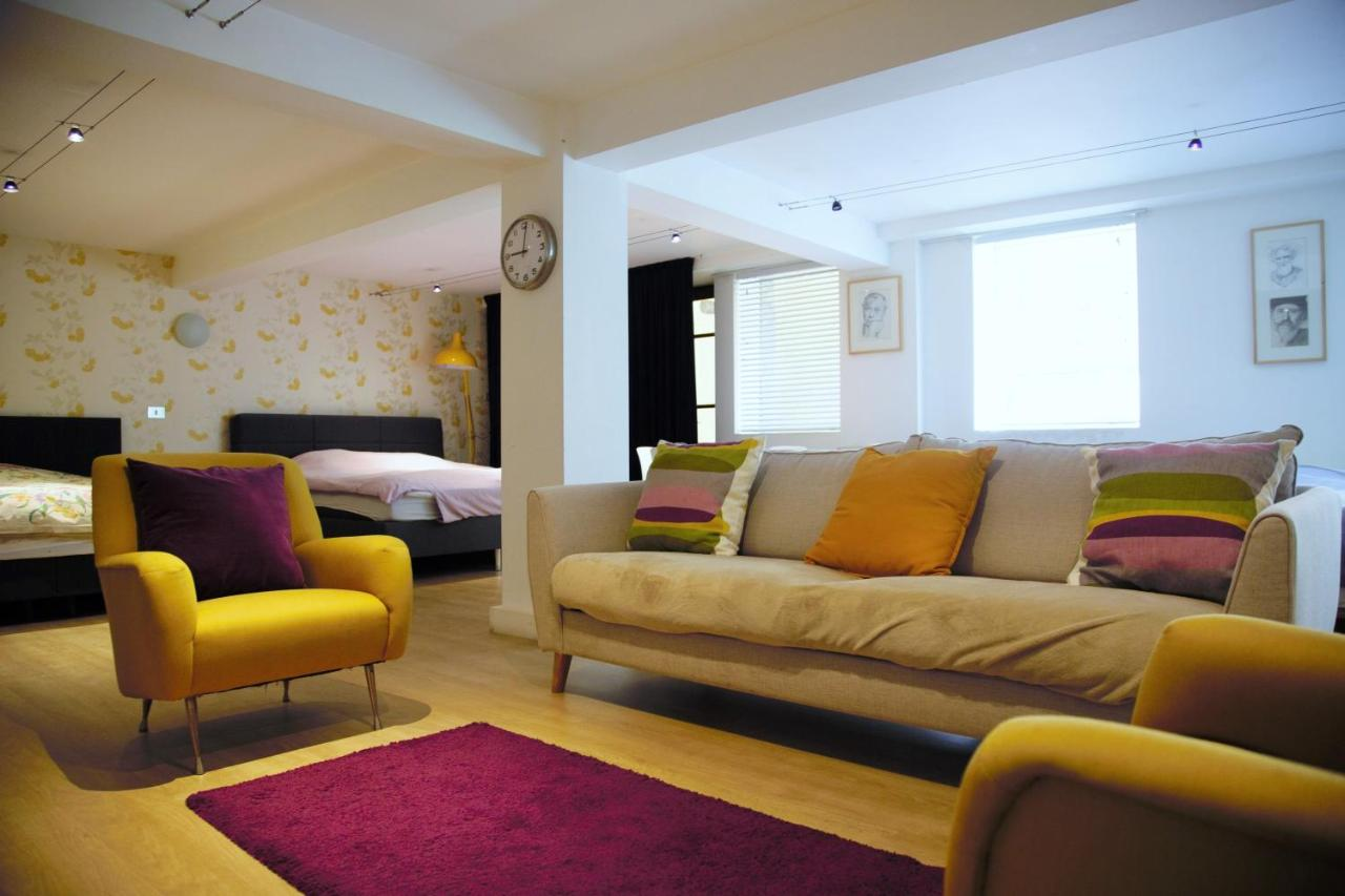 Отель типа «постель и завтрак»  B&B Tempelhof  - отзывы Booking