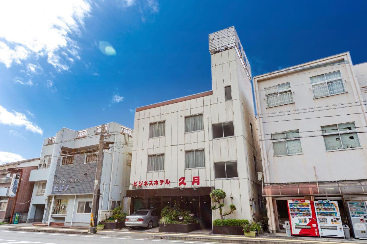 Отель  Business Hotel Kyugetsu Tsukumi