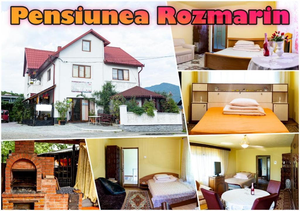 Гостевой дом  Pensiunea Rozmarin  - отзывы Booking
