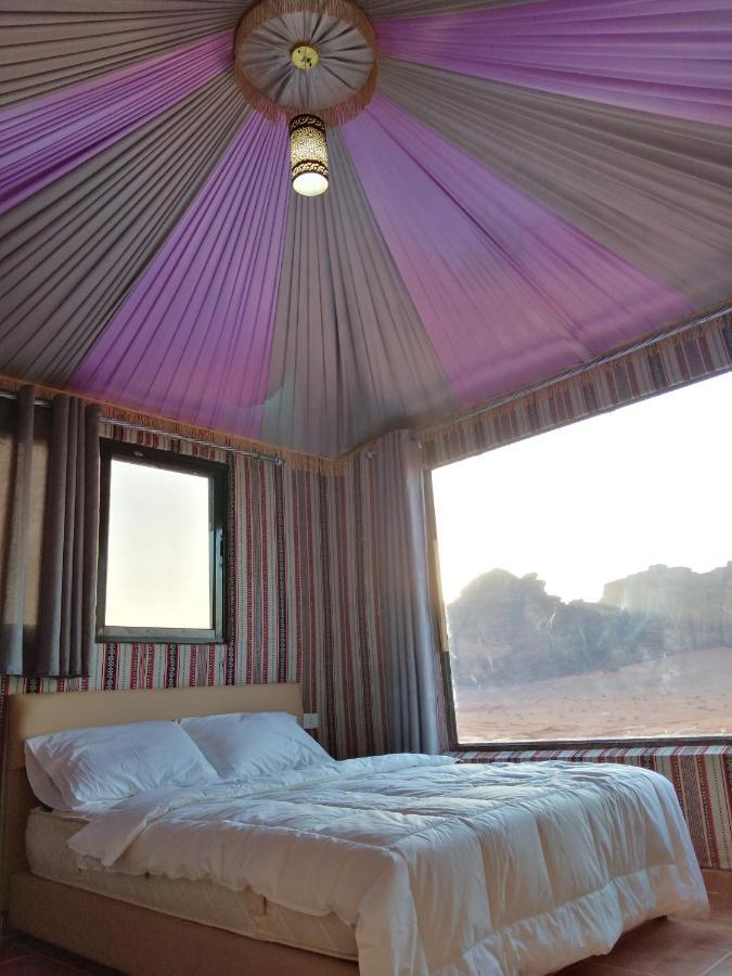 Wadi Rum Legend camp