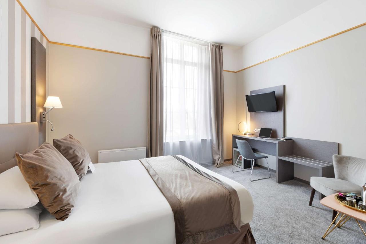Отель  Best Western Hotel Saint Claude