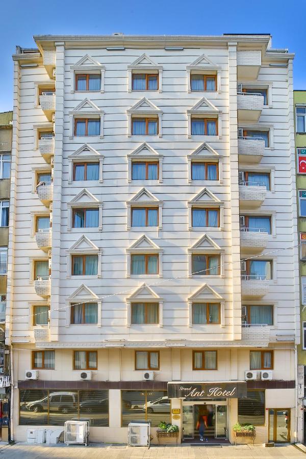 Отель  Grand Ant Hotel  - отзывы Booking