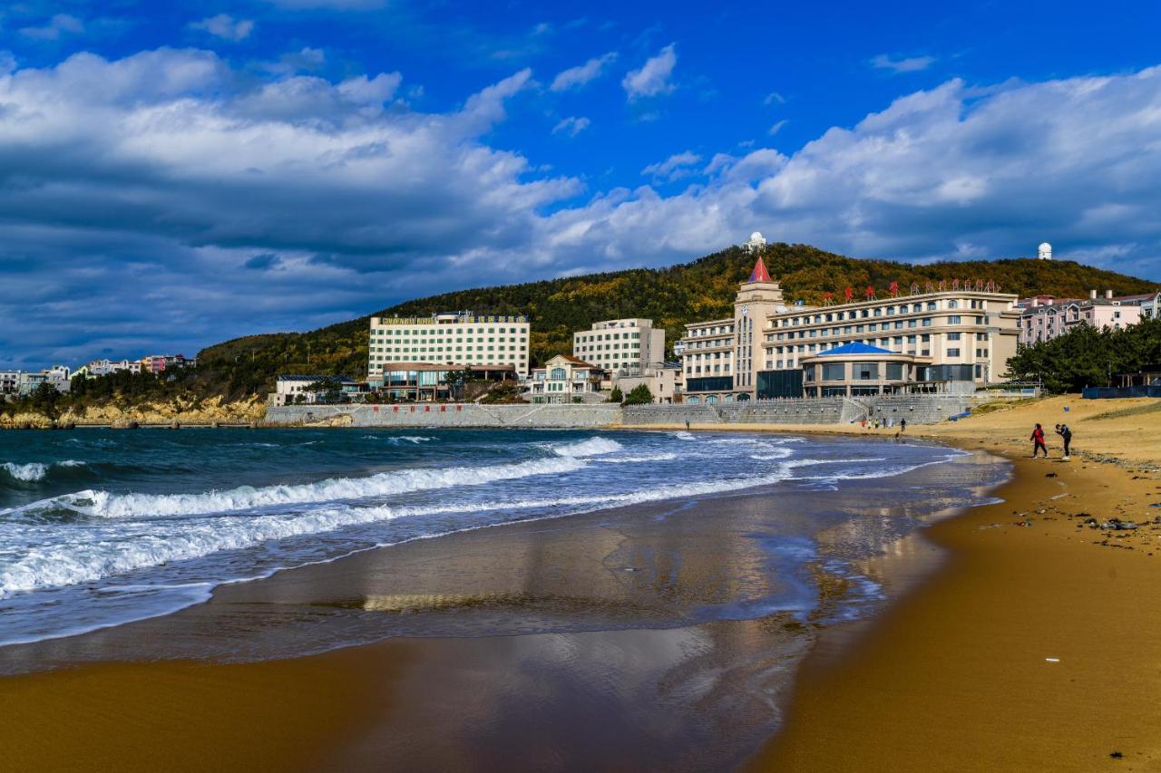 Отель  Weihai Xuefu Hotel Golden Beach  - отзывы Booking