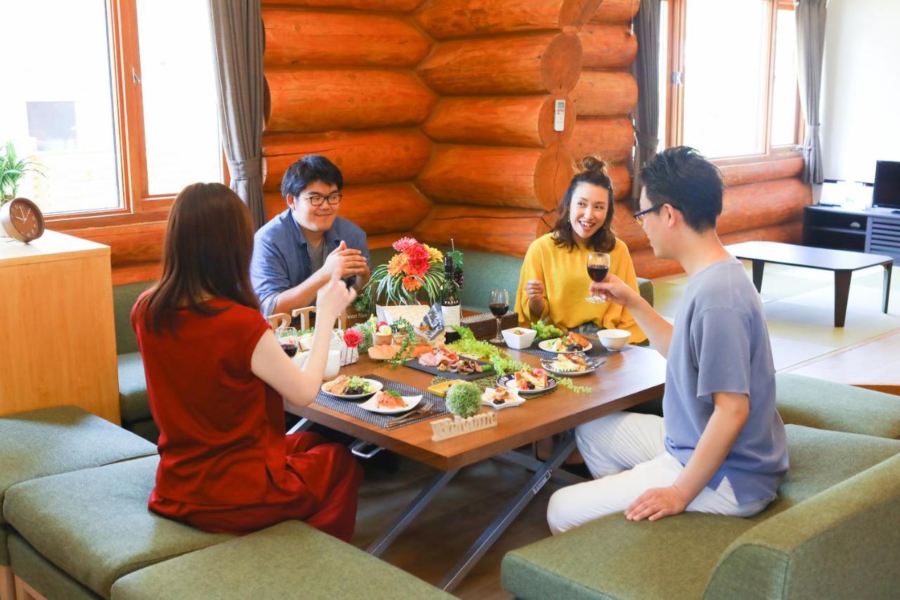 Отель  UCHI North Log Cabin  - отзывы Booking