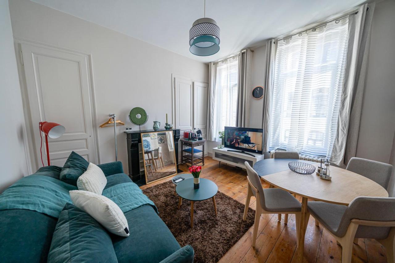 Апартаменты/квартира  Cocon douillet indépendant chez l'habitant Lille centre  - отзывы Booking