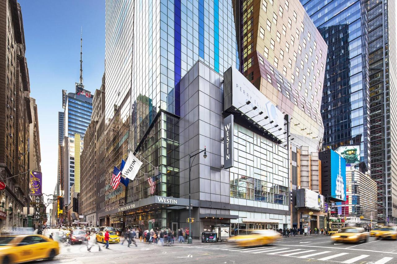 Hotel Westin New York at Times Square, NY new york five star hotels