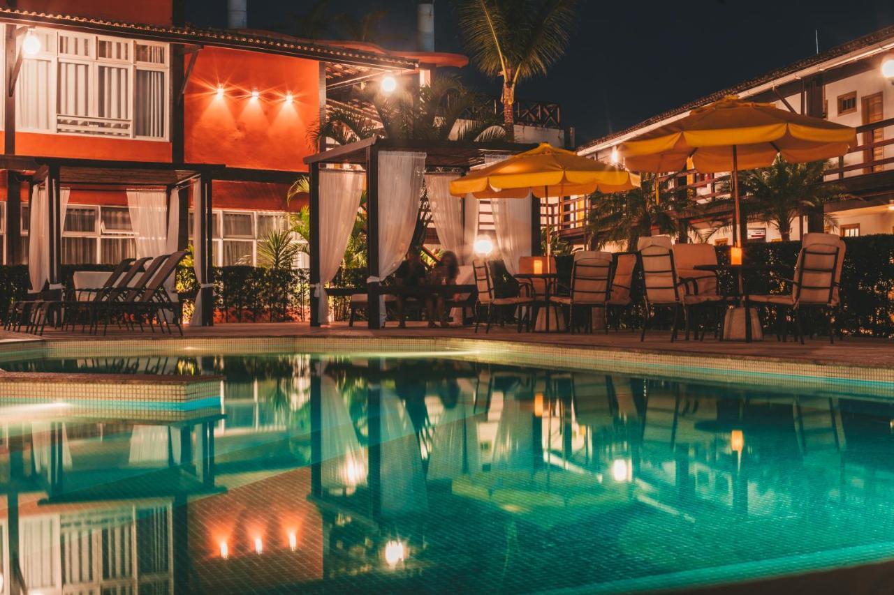 Отель  Hotel Vilarejo Praia  - отзывы Booking