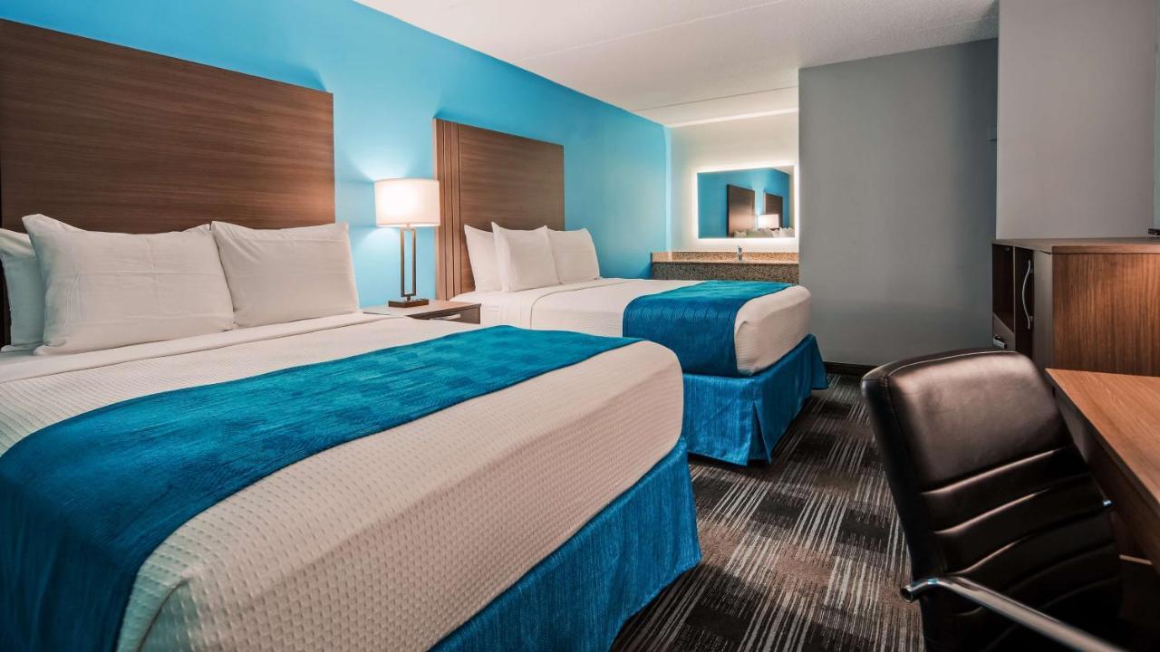 Отель  Отель  SureStay Hotel By Best Western Jacksonville South