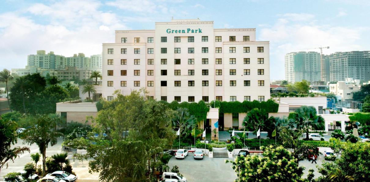 Отель  Green Park Chennai  - отзывы Booking