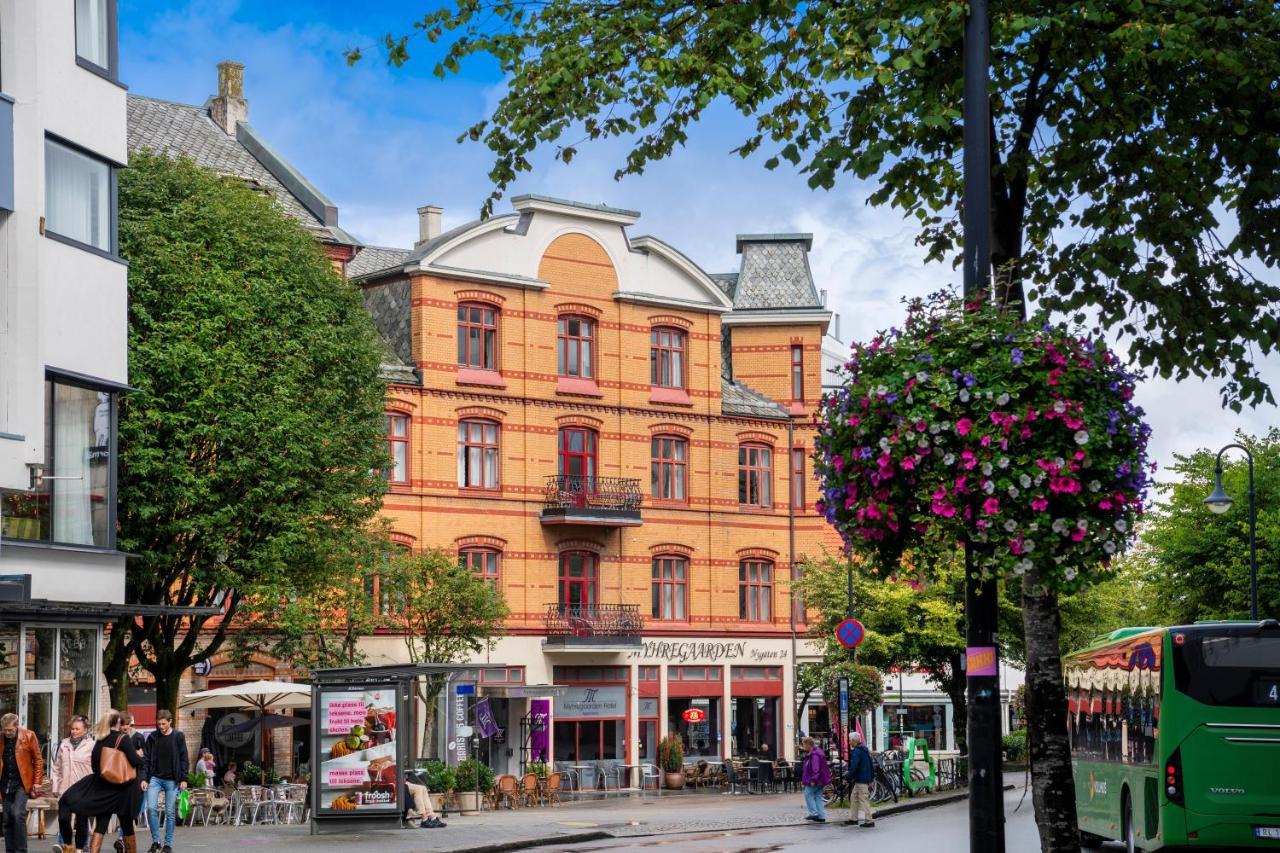 Отель  Frogner House Apartments - Nygata 24  - отзывы Booking