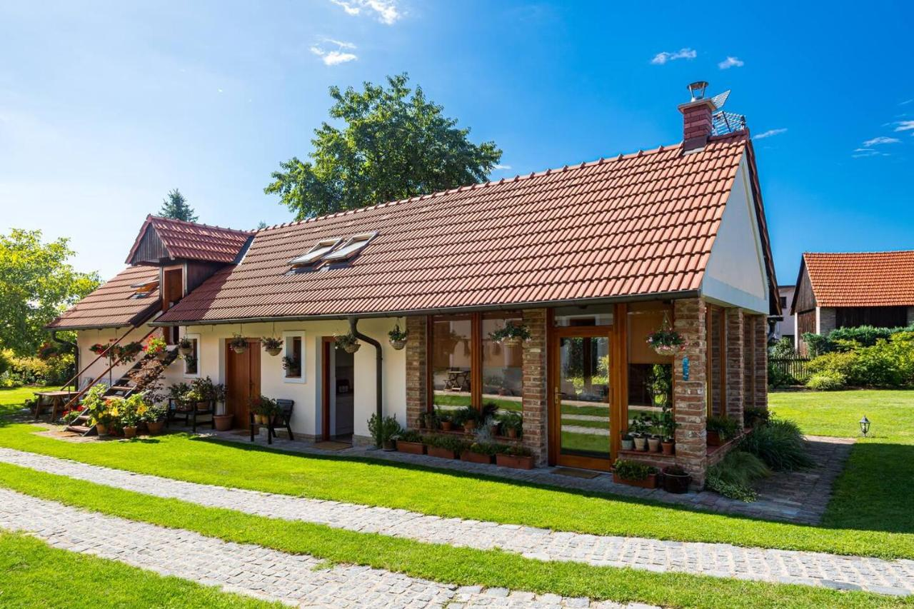 Апартаменты/квартира  Tradiční český Dům S Ložnicemi V Podkroví