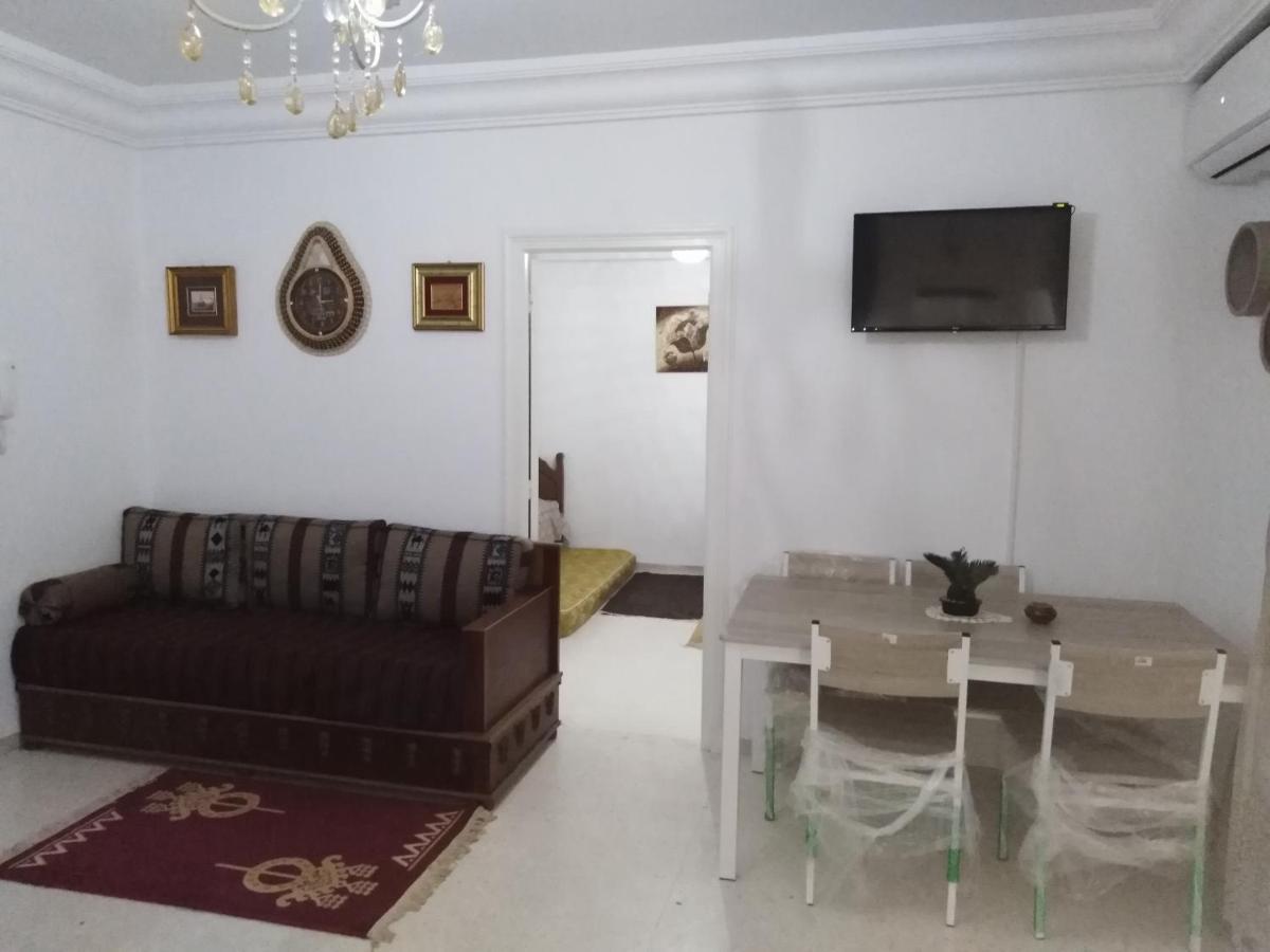 Apartment Diamond Plage Hergla Tunisia Booking Com