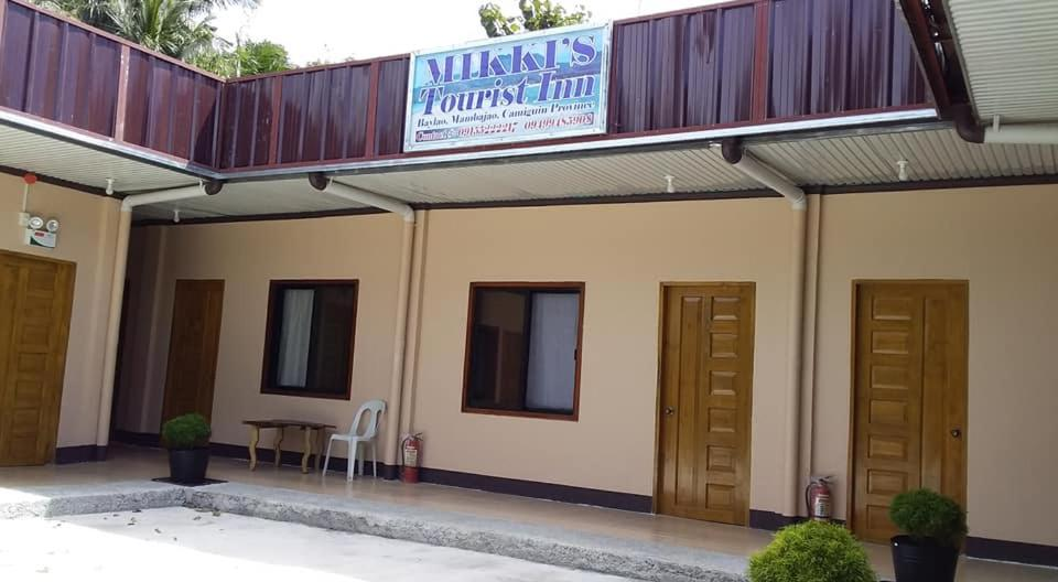 Отель  Mikki's Pension House • Camiguin Island