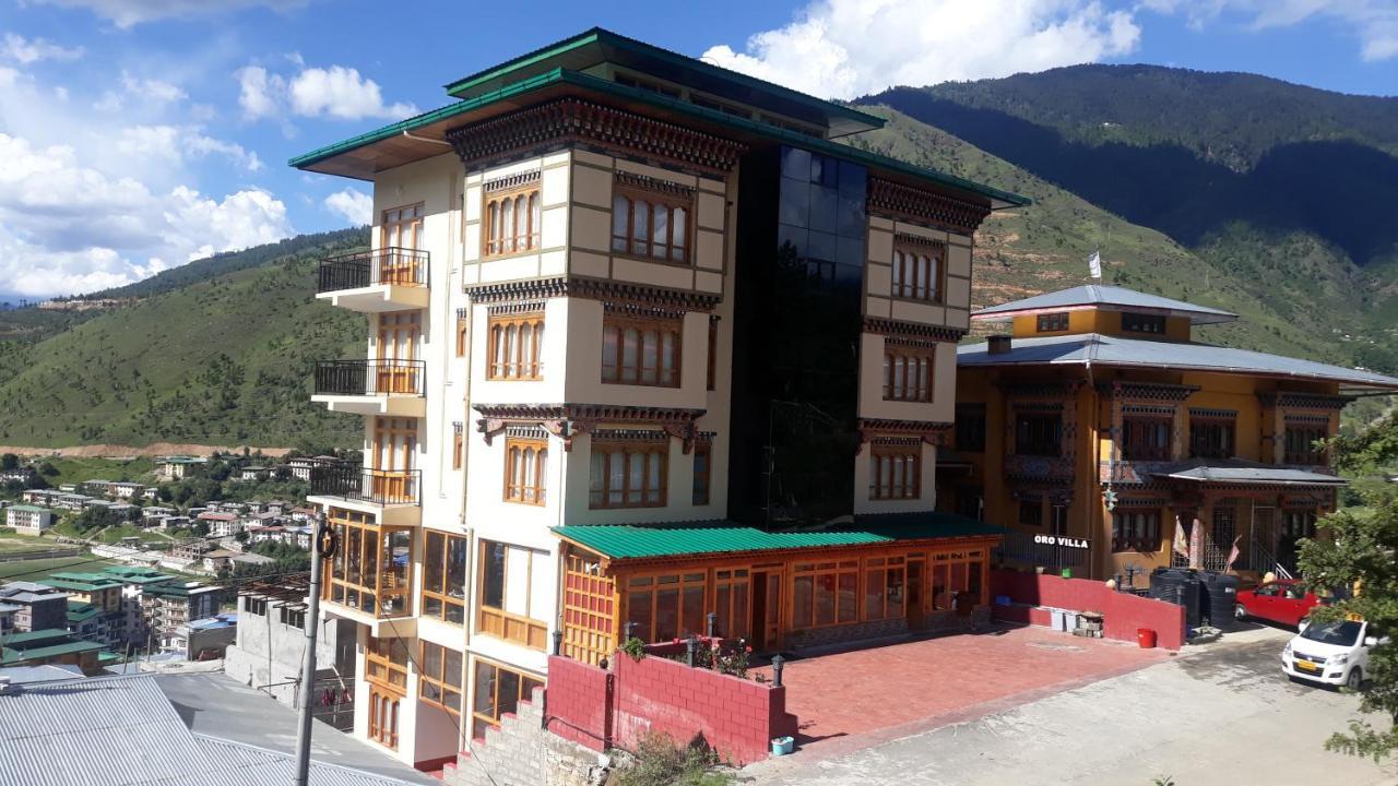 Отель Hotel Oro Villa