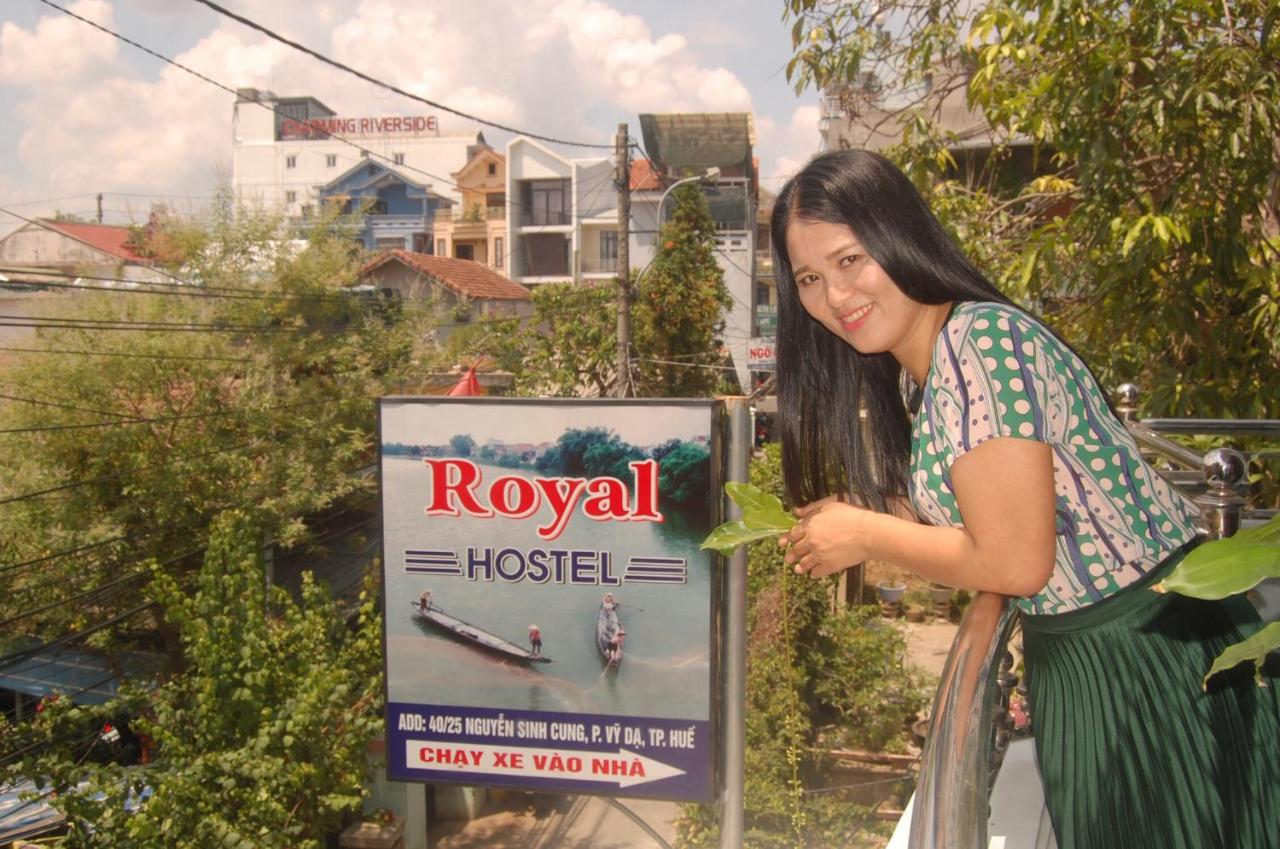 Хостел  Royal Hostel Hue