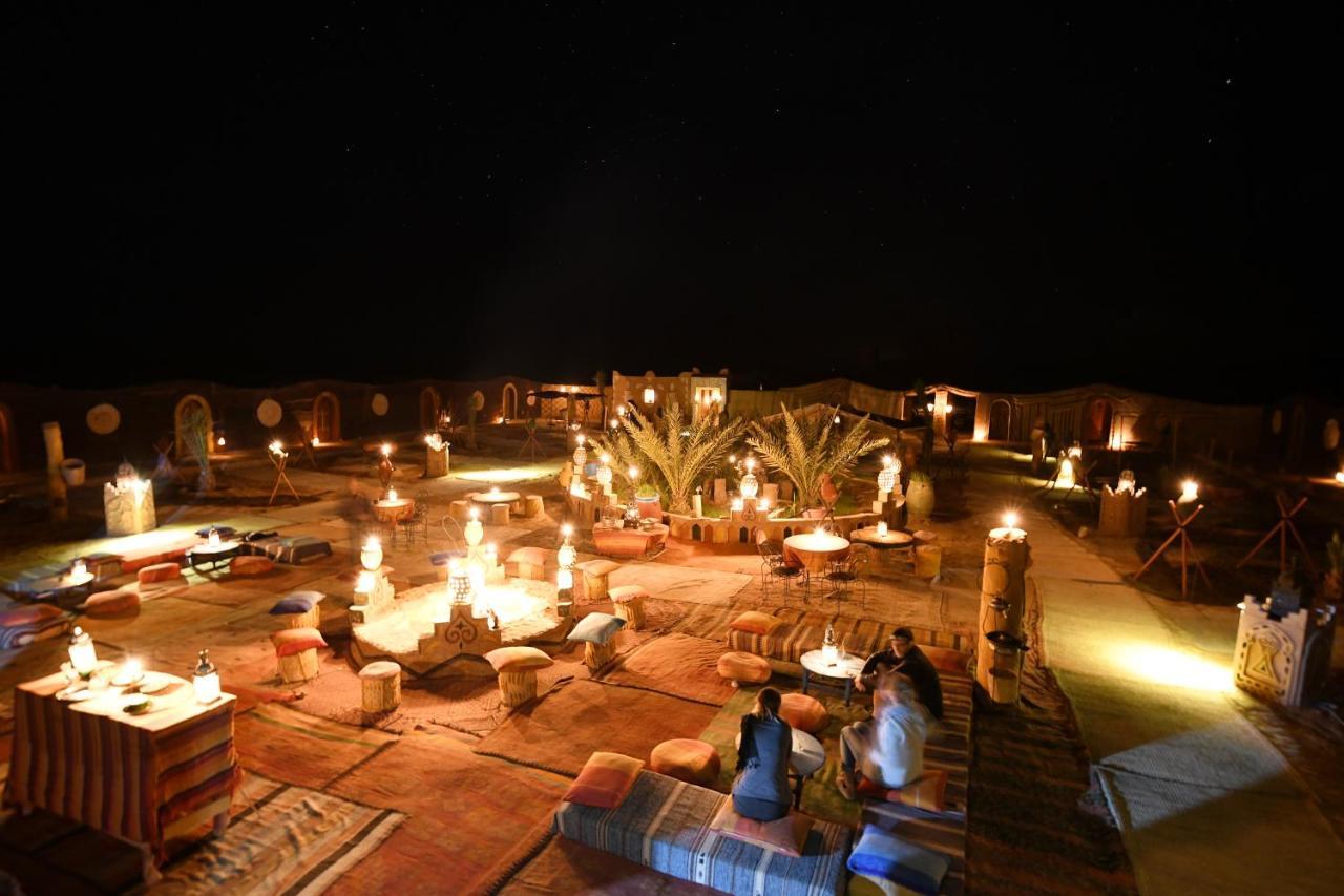 Люкс-шатер  Desert Bivouac Mhamid  - отзывы Booking