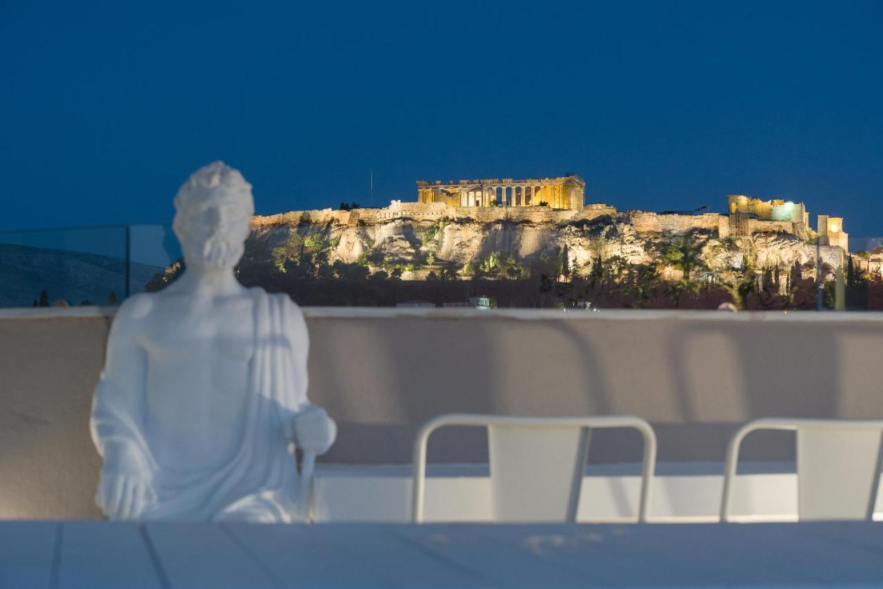 Апарт-отель  Downtown Athens Lofts