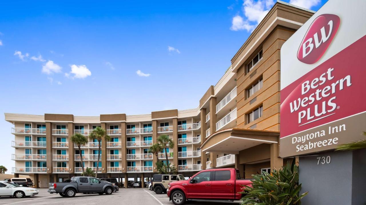 Отель  Отель  Best Western Plus Daytona Inn Seabreeze