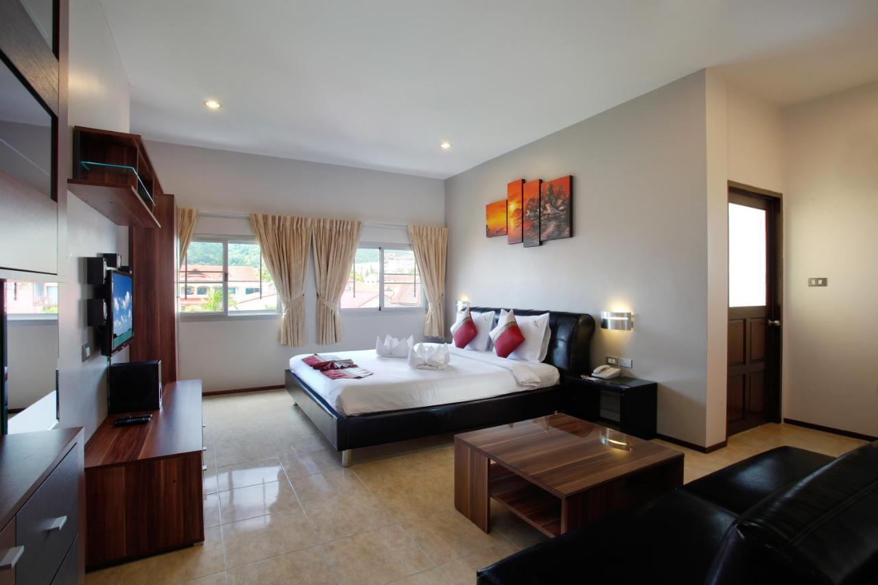 Отель  U Sabai Living Hotel