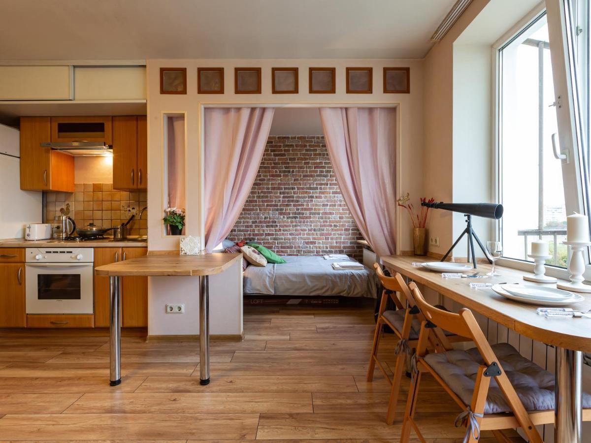 Апартаменты/квартира  Volkov pereulok 5  - отзывы Booking