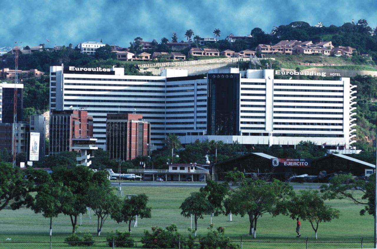 Отель  Отель  Eurobuilding Hotel & Suites Caracas