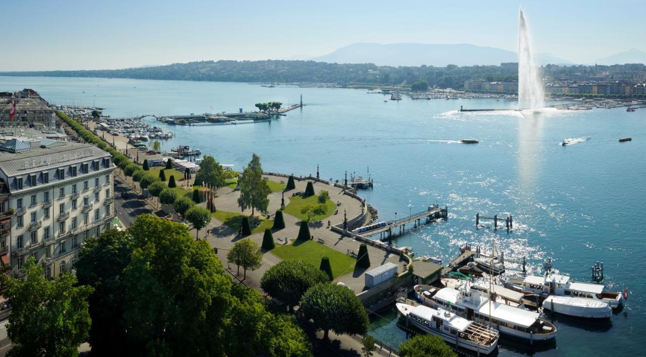 Отель  Отель  Hotel Beau Rivage Geneva