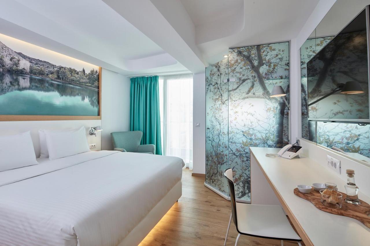 Отель  Olive Green Hotel  - отзывы Booking