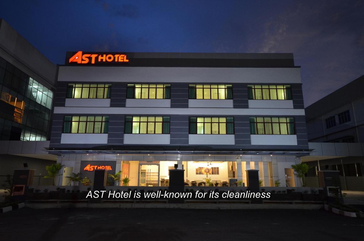 Отель  Отель  AST Hotel