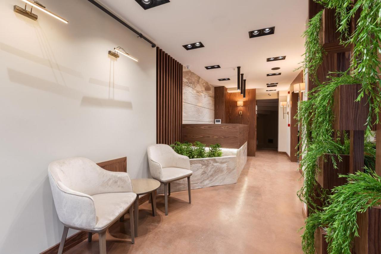 Отель  Sherry Suites Karaköy