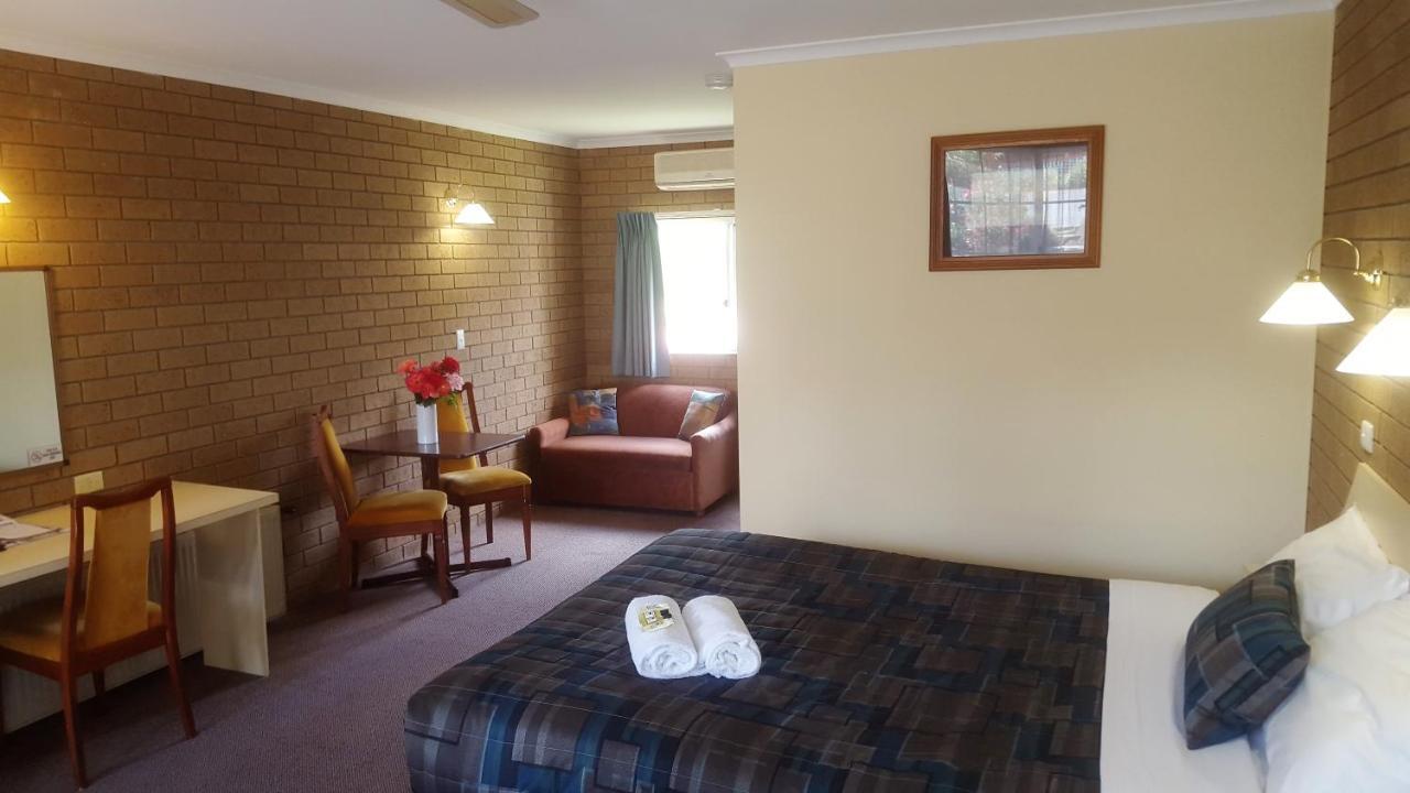 Мотель Hepburn Springs Motor Inn - отзывы Booking