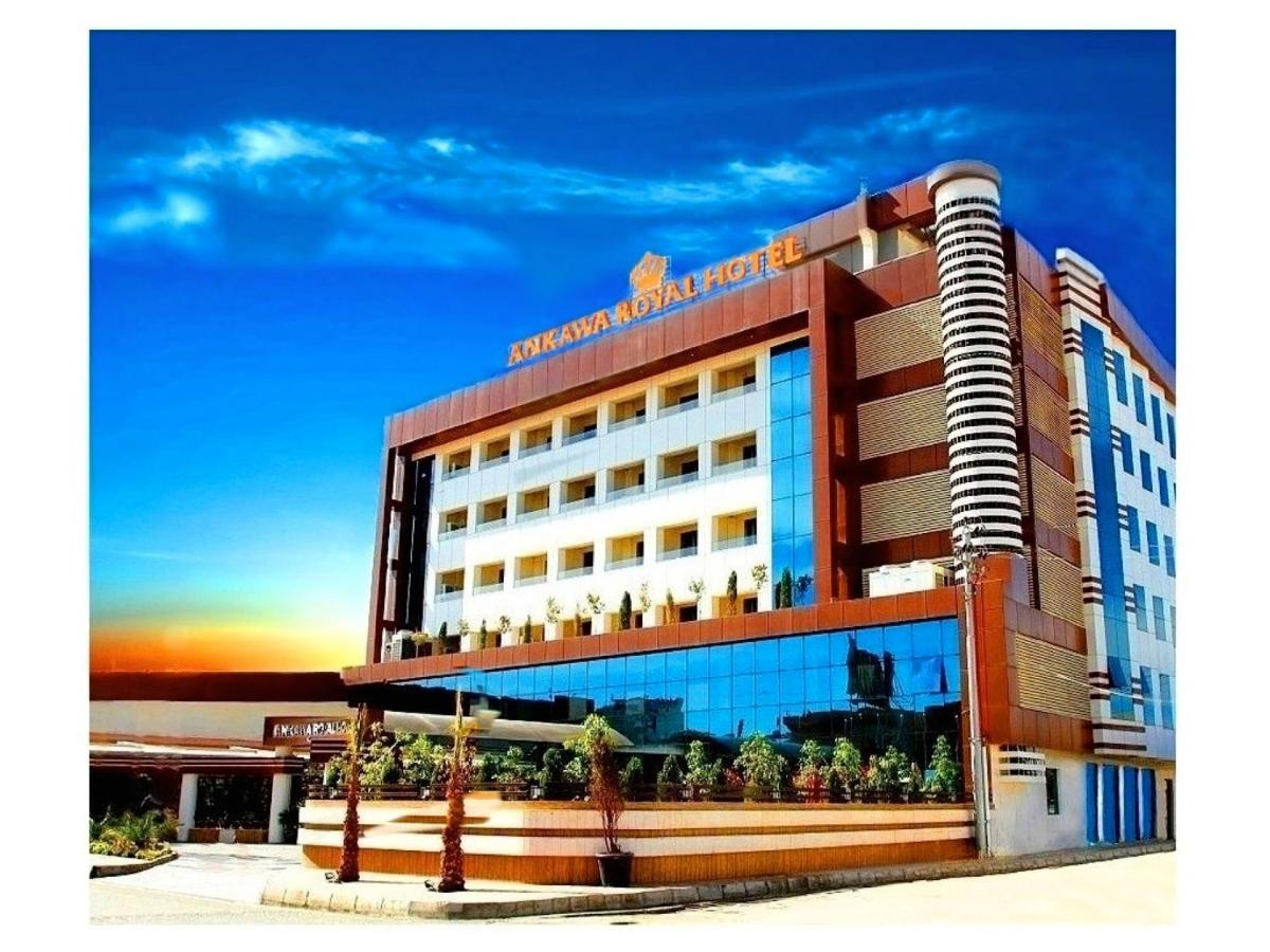 Отель Отель Ankawa Royal Hotel & Spa