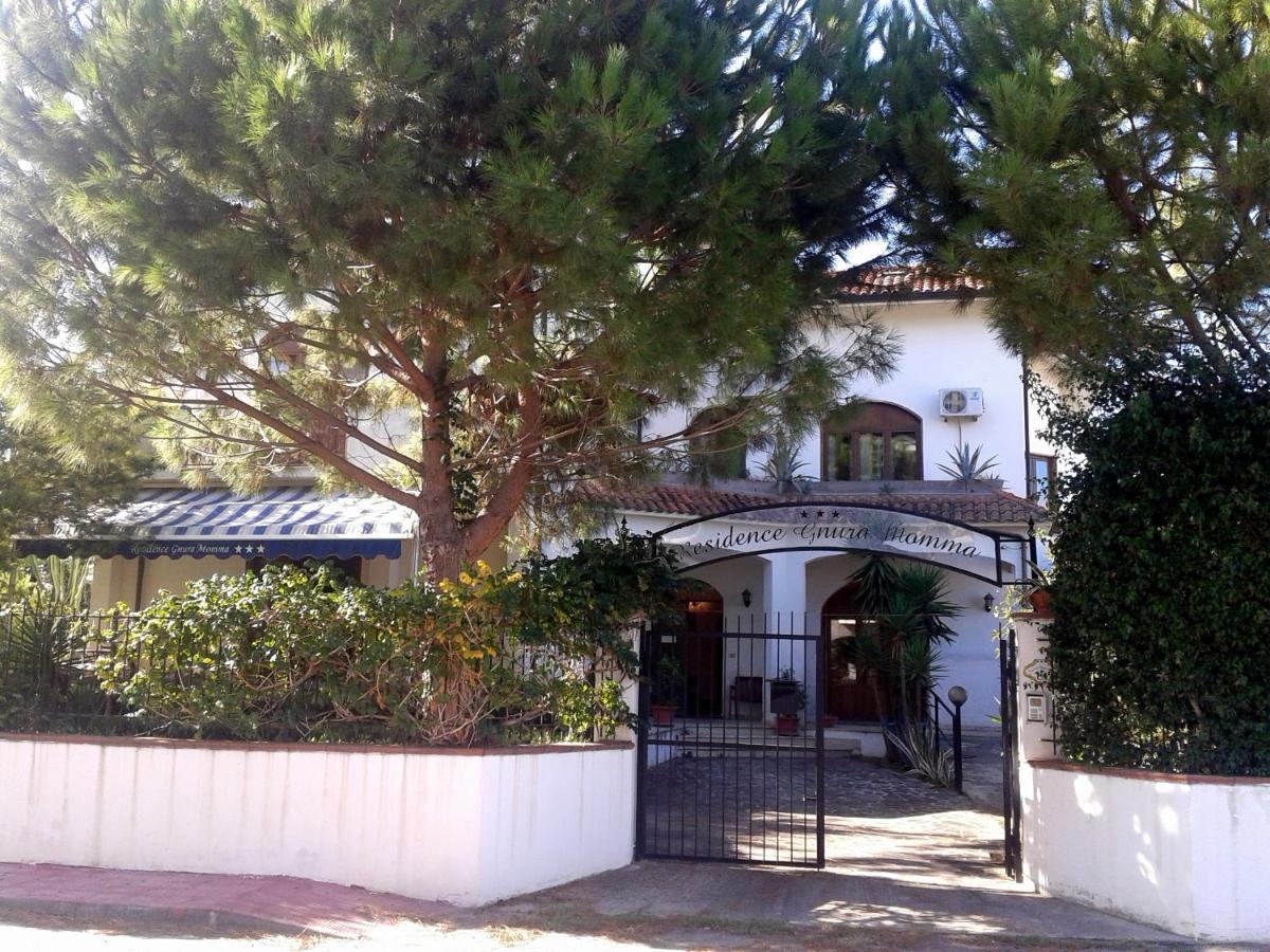 Апарт-отель  Residence Gnura Momma  - отзывы Booking