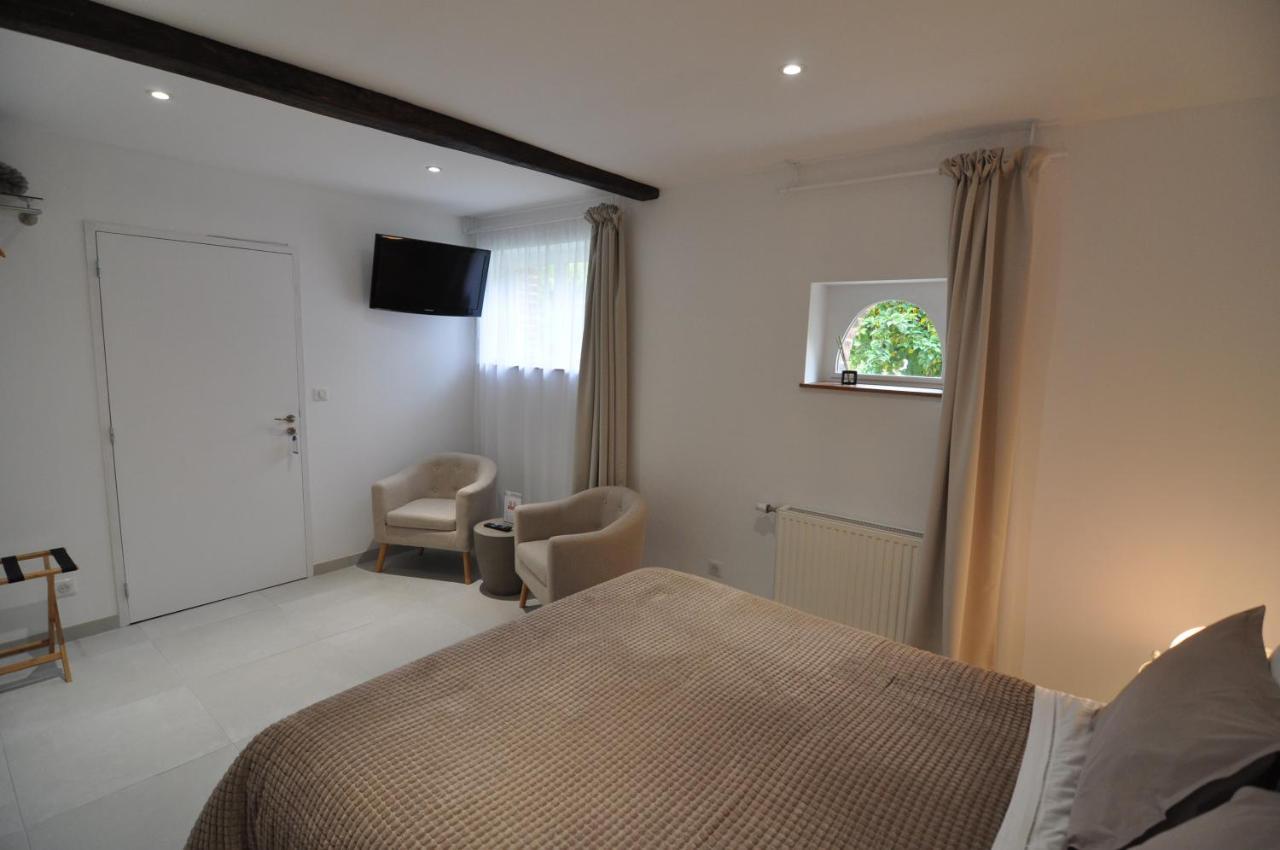 Отель типа «постель и завтрак»  Relais du Beffroi Chambres d'Hôtes  - отзывы Booking