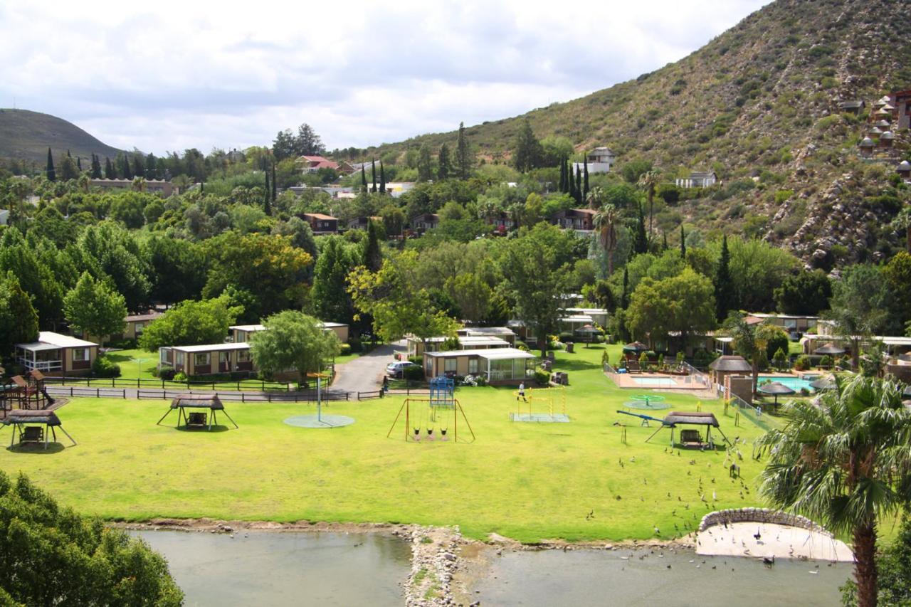 Курортный отель  Montagu Springs Resort  - отзывы Booking