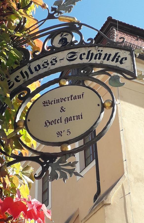 Гостевой дом  Schloss Schänke Hotel Garni Und Weinverkauf