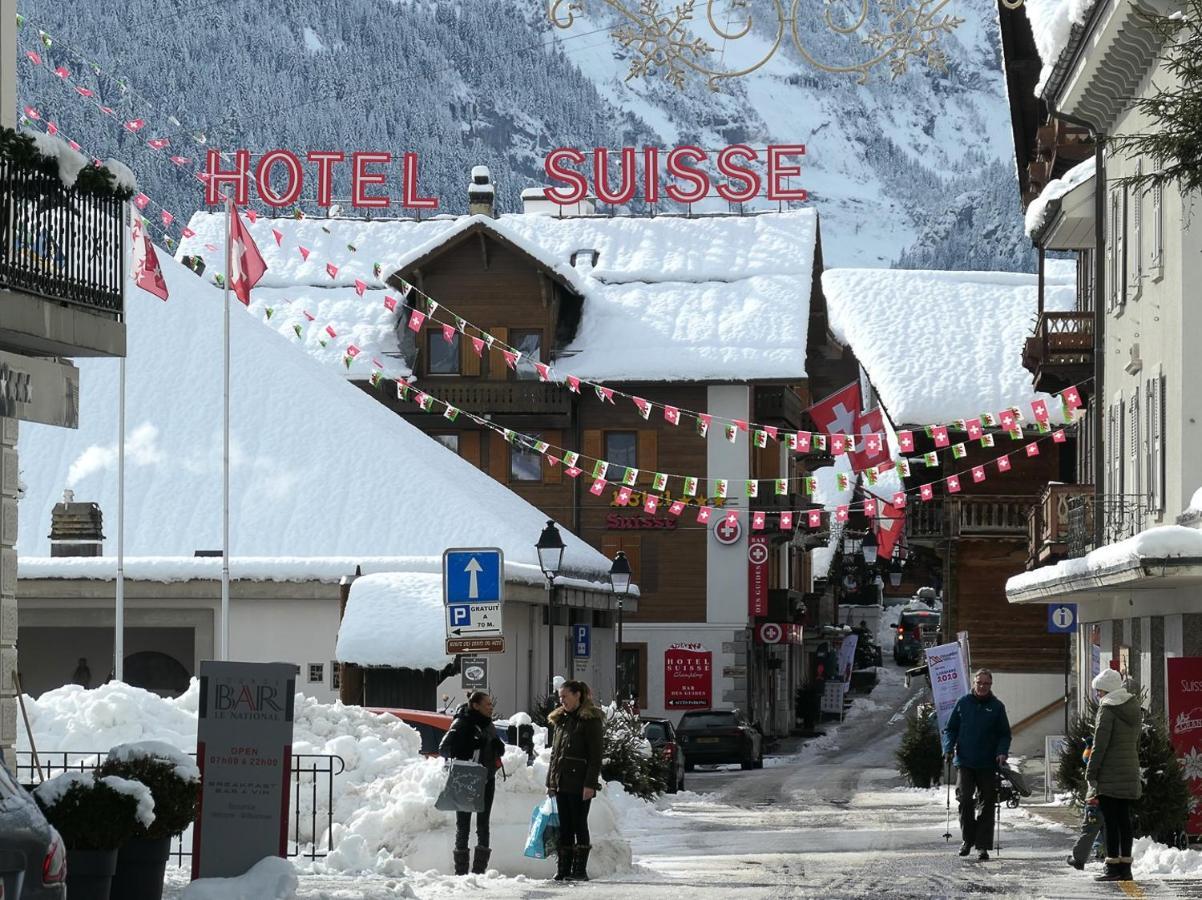 Отель  Hotel Suisse  - отзывы Booking