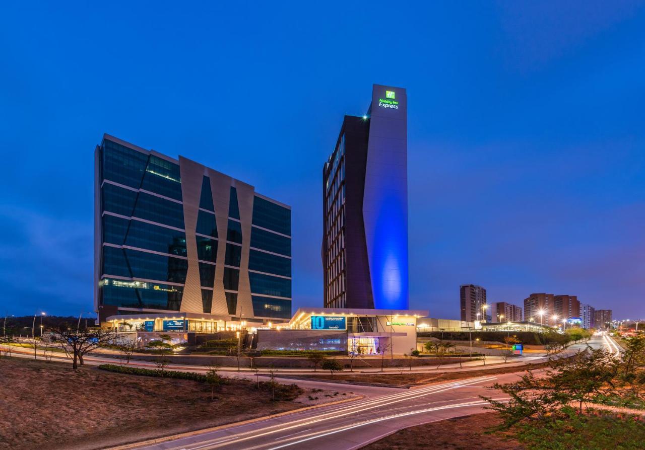 Отель  Holiday Inn Express - Barranquilla Buenavista