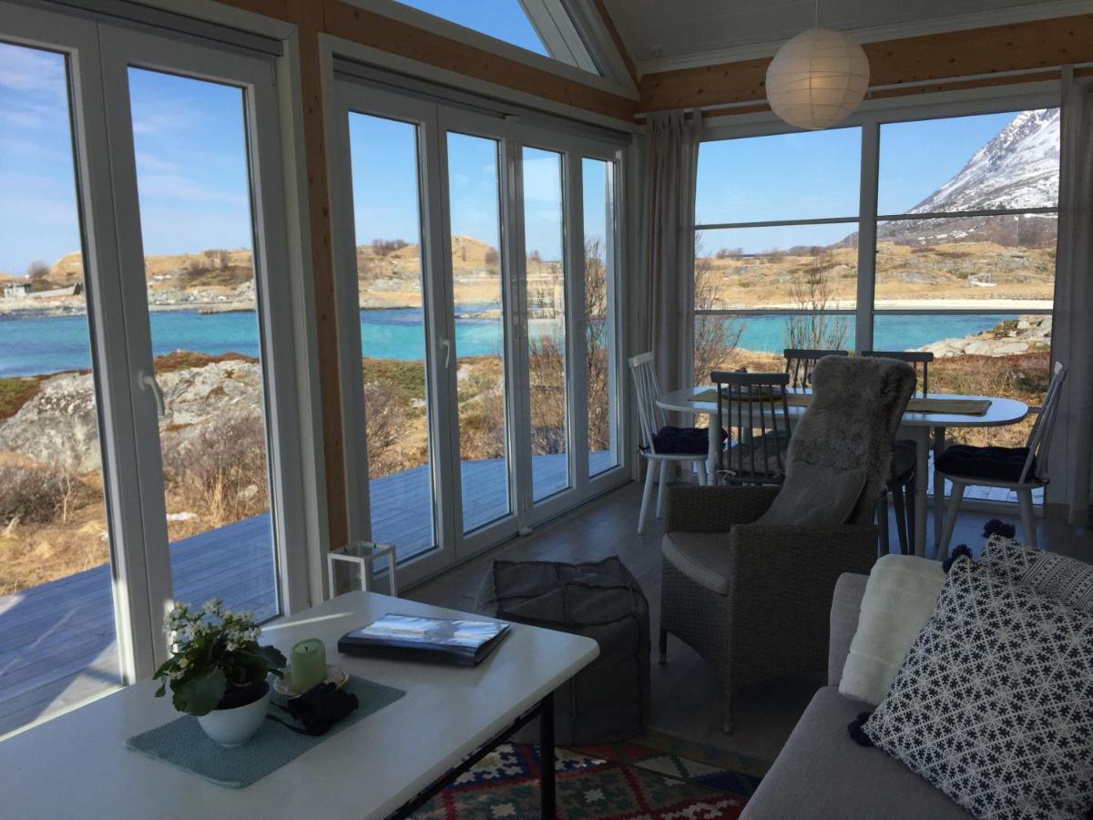Лодж  Superior Cottage with Sea View in Senja  - отзывы Booking
