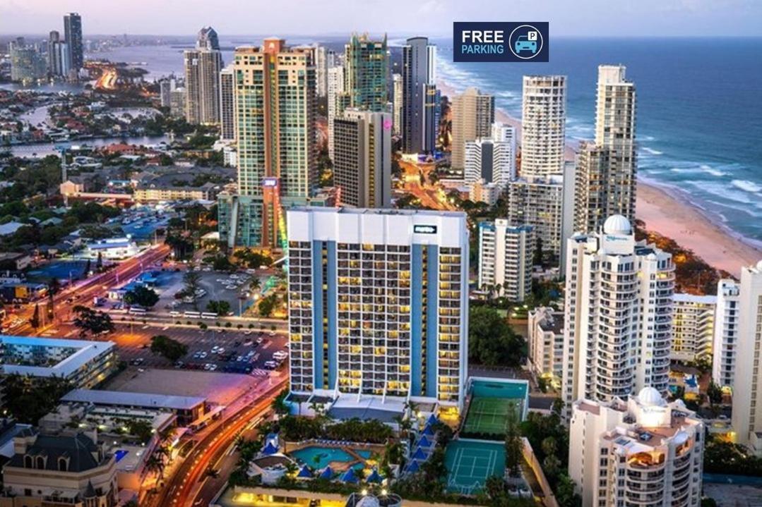 Отель  4 Star Studio at Surfers Paradise L7  - отзывы Booking