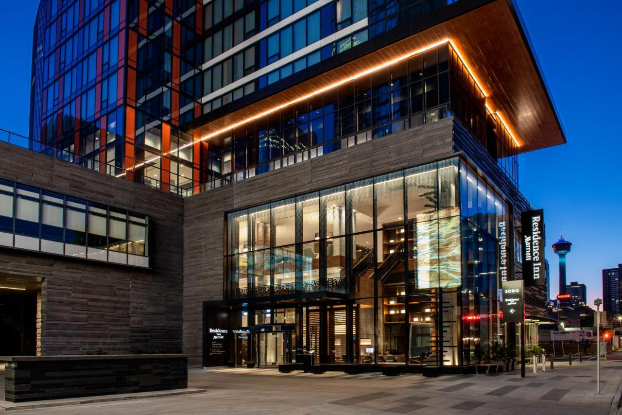 Residence Inn By Marriott Calgary Downtown Beltline District Calgary Updated 2020 Prices