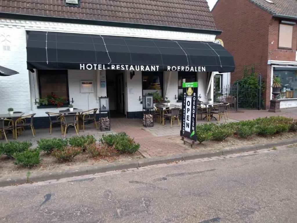 Отель  Hotel Restaurant Roerdalen