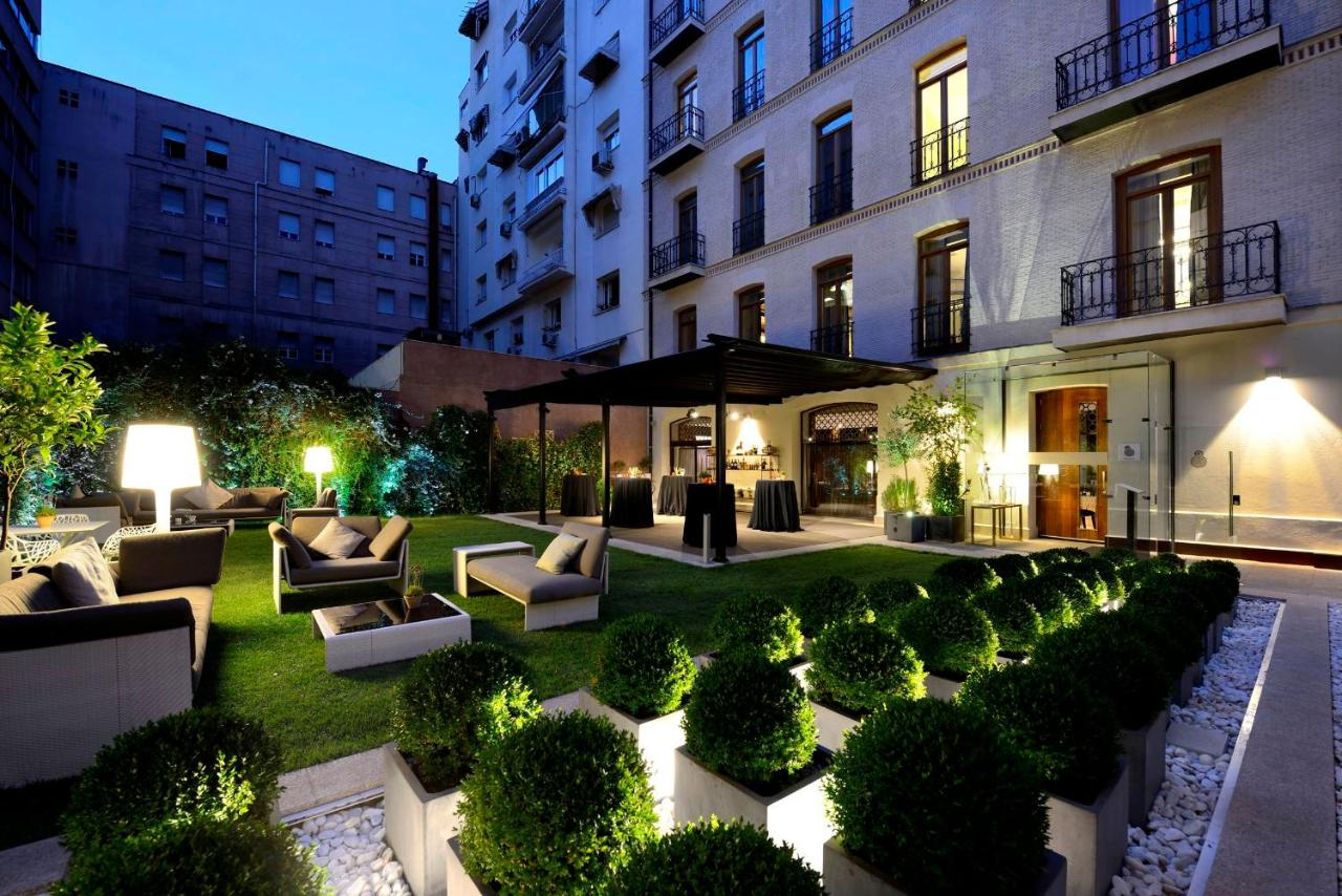 Hotel Único Madrid, Madrid